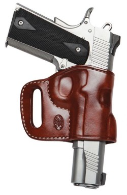 El Paso Combat Express Belt Holster 1911 Right Hand Brown