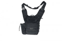 Drago Gear Ambidextrous Shoulder Pack, Black, DRA15303BL