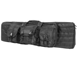 VISM Double Carbine Case/Black/42 In CVDC2946B-42