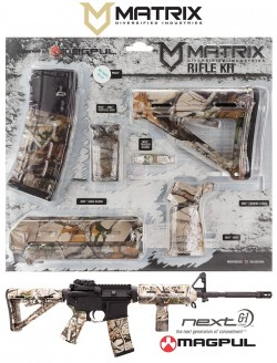 Matrix Diversified Industries MAGCOM -NV Magpul Kit NEXT VISTA