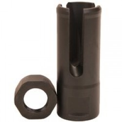 PATRIOT ORDNANCE FLASH HIDER AND LOCKNUT KIT 223
