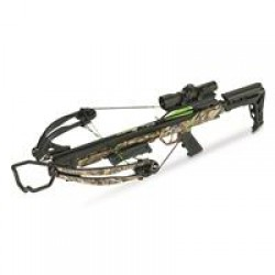 Carbon Express X-Force Blade Crossbow Package, Camo