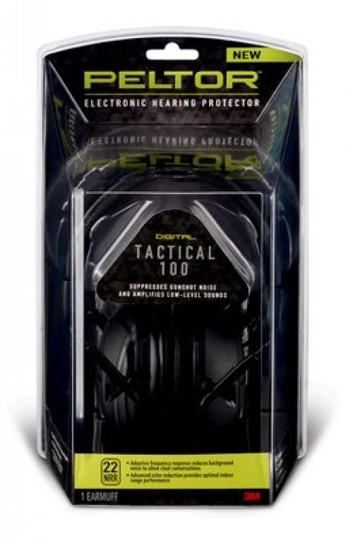 PEL TACTICAL 100 EARMUFF