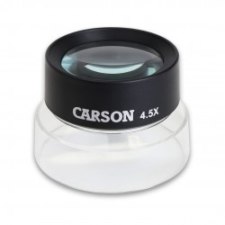 Carson LumiLoupe 4.5X Stand Magnifier