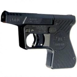 Heizer Firearms Defense Single Shot Break Action Pistol Black .223 Rem 3.87-inch 1Rds