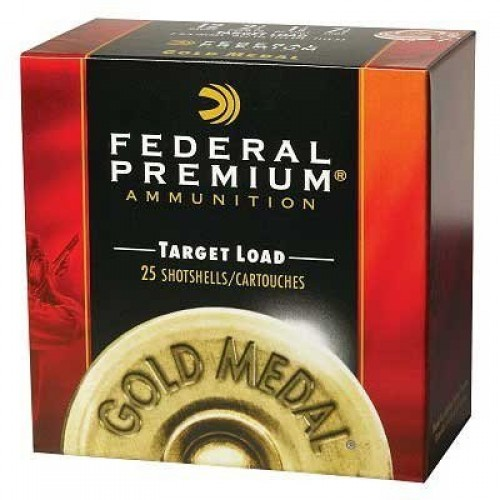 Federal T2068 GLDMed 20 7/8 25rds