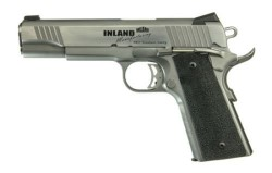 MKS Supply Inland 1911 Custom Carry Stainless .45ACP 5-inch 7rd