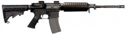 Bushmaster Optics Ready Carbine Black 5.56 / .223 Rem 16-inch 30Rds