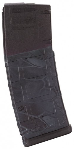 Matrix Diversified Industries AR-15 Magpul PMAG 30 Magazine .223 Rem/5.56 NATO 30 Rounds Typhon Camo MAGP49TY