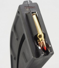 Franklin Armory 5422 AR-15 17 Winchester Super Magnum WSM 10 Round Black Finish