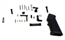 Spikes Tactical AR Lower Receiver Parts Kit, Without Fire Control Group/Trigger Group