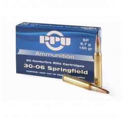 PPU Rifle Ammo