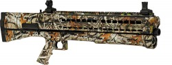 UTAS UTS-15 Pump Action Shotgun Camo 12ga 18.5in Barrel with 2 7rd tubes