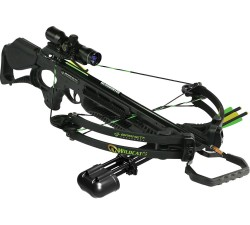 Barnett Wildcat C6-Red Dot Scope/3 Arrows/Black