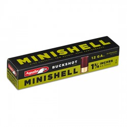 MINISHELL 12GA 1.75 5/8OZ #1 & #4 20/25