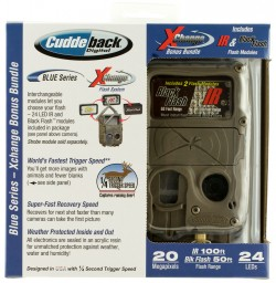 Cuddeback X-Change Bonus 20 MP - 1 camera 2 Illumination Technologies