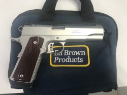 USED EB SPECIAL FORCES 45ACP