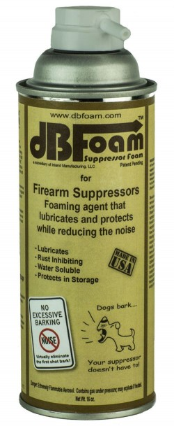 INLAND DB FOAM FOR SUPPRESSORS (16 OZ CAN)