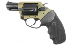 Charter Arms Earthborn revolver with Earthborn finish .38Spl 2-inch 5rd