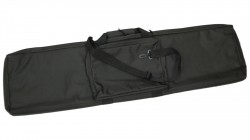 Bob Allen BAT136 Rectangular Tactical Gun Case,36in,Black 79001
