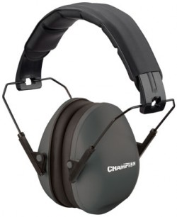 Champion Targets 40971 Slim PassIVE Ear Muffs