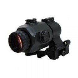 Sightmark SM19062 XT-3 Tactical Magnifier with LQD Flip to Side Mount