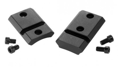 Warne Scope Mounts M918/918M Base Set Brown A-Bolt Mat