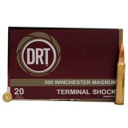 Dynamic Research Technology  Winchester Magnum 200 gr BTHP Frangible (Per 20)