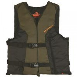 Stearns Sportsman's Life Vest/ Oversized/ Green