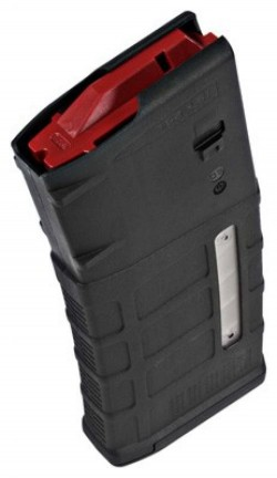 Magpul PMAG25 M118 LR/SR Gen M3 Window - Sand/ Black (not shown)