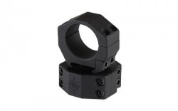 Seekins Precision 30mm Tube Riflescope Rings,1.26in Xtra High, 4 Cap Screw 0010620016