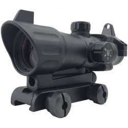 Nikko Stirling ACOG 1x32mm Red Dot Sight, Universal