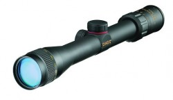 Simmons 22 MAG 3-9X32 Adjustable Objective Truplex Rimfire Rifle Scope Black Matte w/Rings