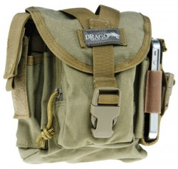 Drago 16-302TN Belt Bag Tan
