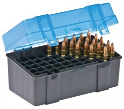 Plano 50-Count Rifle Ammo Box
