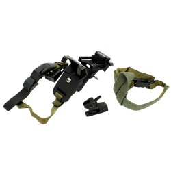 ATN MICH Helmet Mount Kit for ATN NVG-7 Night Vision Goggles NVG7 ACGONVG7HMNM