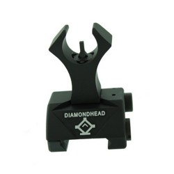 DIAMONDHEAD  FRONT SIGHT HYBRID BLK