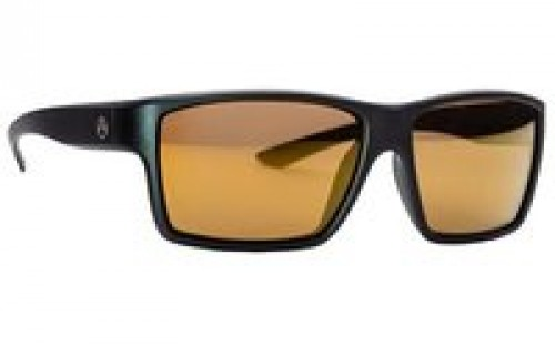 MAGPUL Explorer Matte Black Frame, Bronze Gold Lenses, Polarized