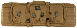 Bulldog Cases 37in Single Tactical Rifle Case, Tan, BDT40-37T