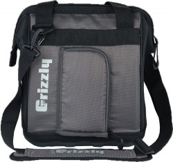Grizzly Coolers GRIZZLY COOLERS DRIFTER 12 EVA MOLDED COOLER BLACK/GREY