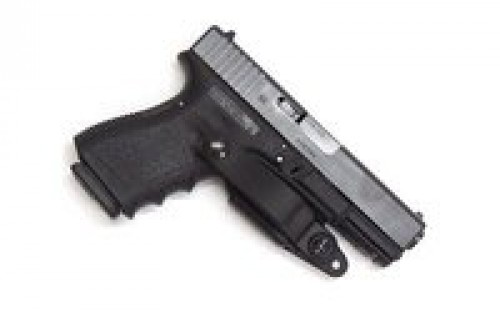 Raven Concealment Glock Vanguard 2 Full Kit, Tuckable Soft Loop, Black VG2FOR GLKFULLBK