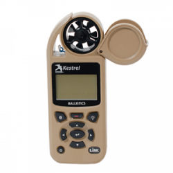 Kestrel 5700 Ballistics Weather Meter w/ LiNK, Tan, 0857BLTAN