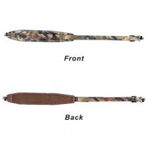 Vanguard Nylon/Cordora Sling, Hi-Def Hardwoods Camo, Rapid One Hand Adjustment, Metal Hardware