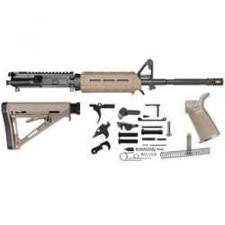 DTI RIFLE KIT 223REM 16 M4 MOE FDE