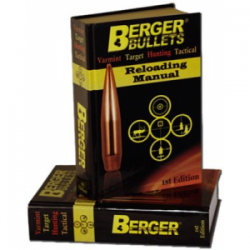 BERGER BULLETS 1ST EDITION RELOADING