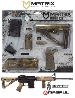 Matrix Diversified Industries MAGCOM61-KM Magpul Kit KRYPTEK MAN