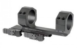 Midwest Industries 34mm QD Scope Mount w/1.5in Offset, Black, MI-QD34SM