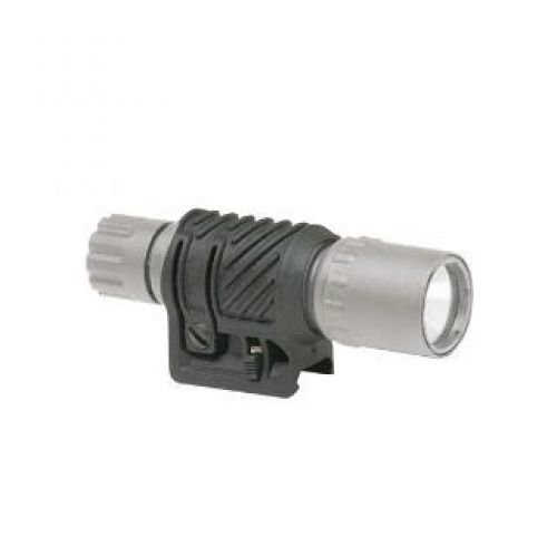 EMA Tactical PL2 Flashlight Mount 1 inch DIA Black