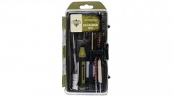 TAC SHIELD SPORT RIDGE AR15 17PC RIFLE CLEANING KIT HARD CASE