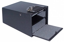 GunVault MultiVault Deluxe Handgun Safe, 10.1x7.9x14in with Motion Detector - GV2000C-DLX